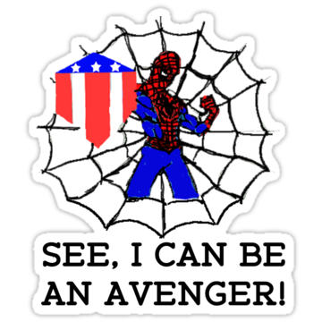 3324 Spiderman-An avenger
