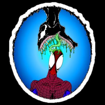 3335 Venom vs Spidey