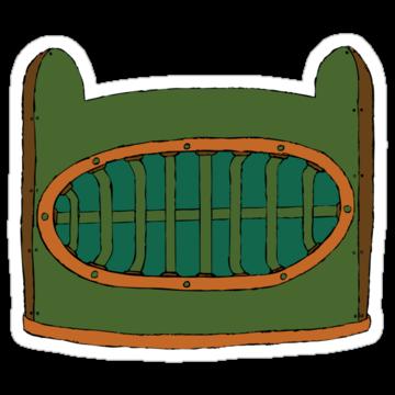 5084 Deep Sea Adventure Time Finn