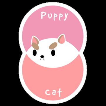 5138 Part Puppy Part Cat