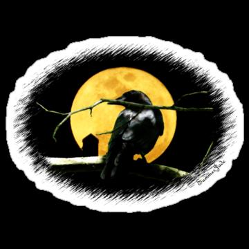 5168 Black Crow Harvest Moon