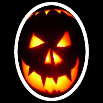 5228 Pumpkin Face