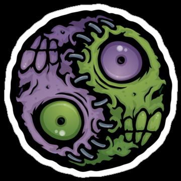 5255 Zombie Yin-Yang