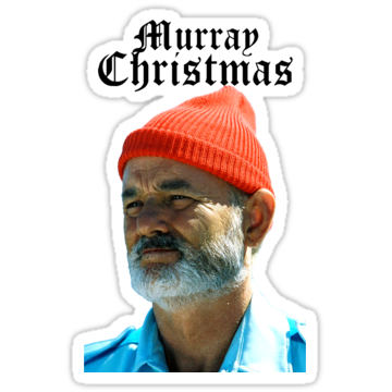 5263 Bill Murray Christmas