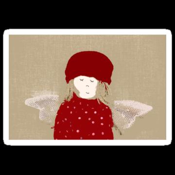 5271 Christmas Angel Girl