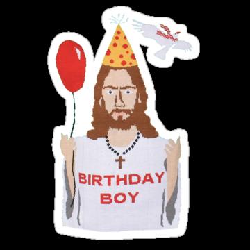 5273 Christmas Birthday Boy