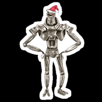 5274 Christmas Cylon