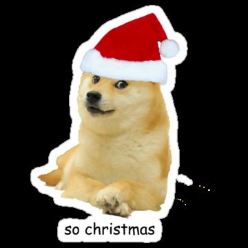 5277 Christmas Doge