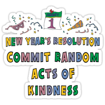 5283 Commit Random Acts of Kindness