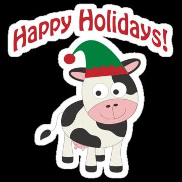 5284 Cow Elf
