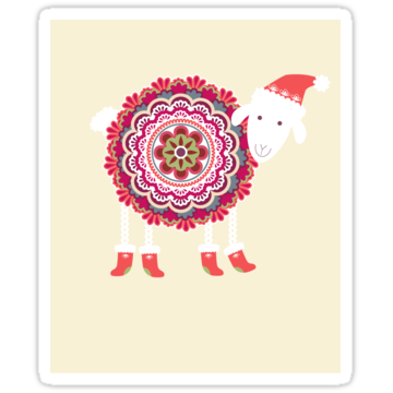 5286 Cute Lamb