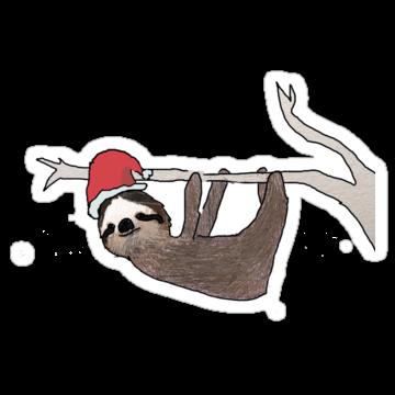 5290 Festive Sloth