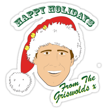 5296 Happy Holidays from The Griswolds