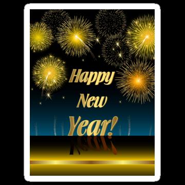 5299 Happy New Year