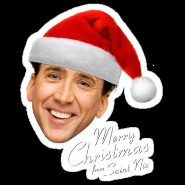 5309 Merry Christmas from Nicolas Cage