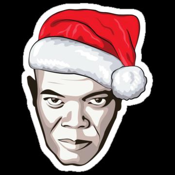 5332 Samuel L. Jackson - Christmas