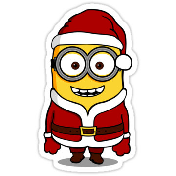 5335 Santa Minion