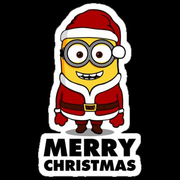 5336 Santa Minion 2