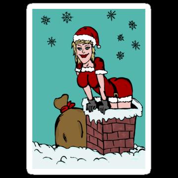 5339 Sexy Santa Claus
