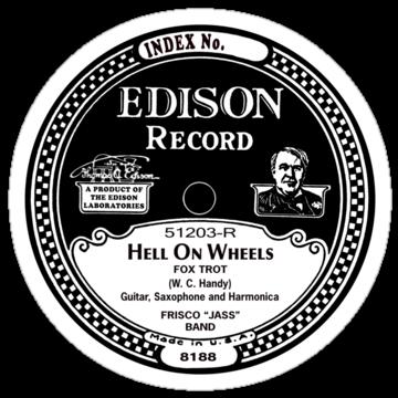 Edison Record Label