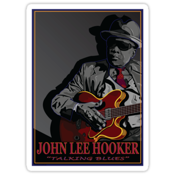 JOHN LEE HOOKER TALKING BLUES