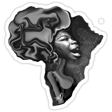 Nina Simone Singing