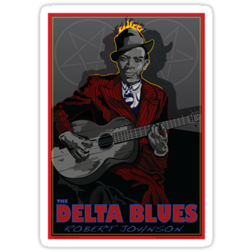 ROBERT JOHNSON DELTA BLUES