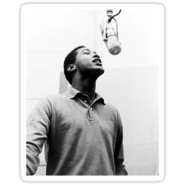 Sam Cooke Singing