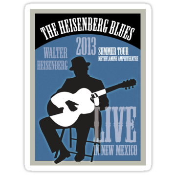The Heisenberg Blues