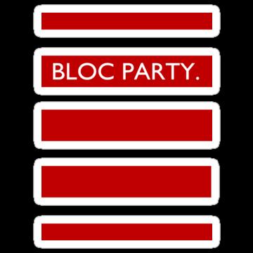 Bloc Party Tee