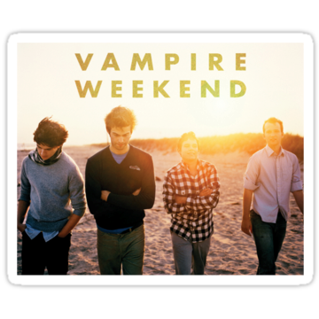 Vampire Weekend Band