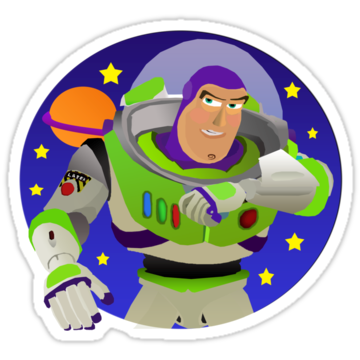 Buzz Lightyear Space Ranger