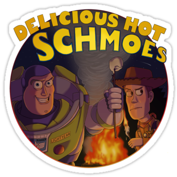 They're called S'MORES, Buzz