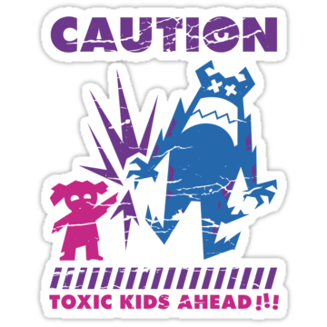 Caution...Kids!!!