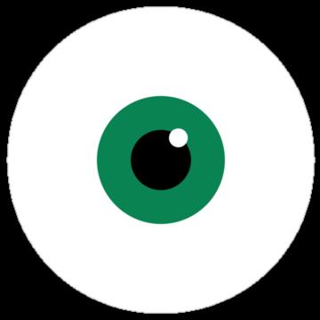 Mike Wazowski Eye