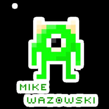 Mike Wazowski Pixel