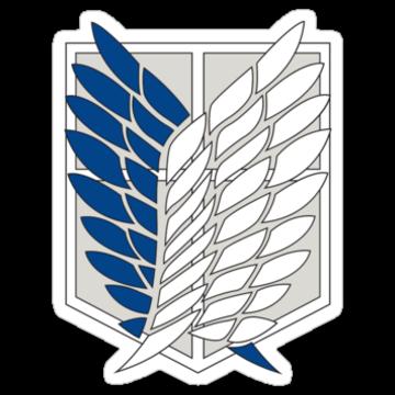 Attack on Titan - Scouting Legion