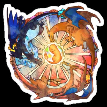 Charizard Mega Evolution