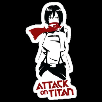 Mikasa Ackerman