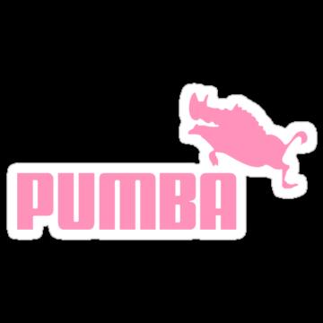Pumba - Bubblegum Pink