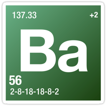 Element Barium