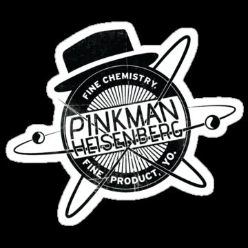 Pinkman & Heisenberg