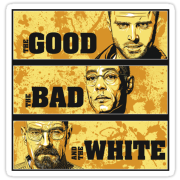 The Good, The Bad And The White