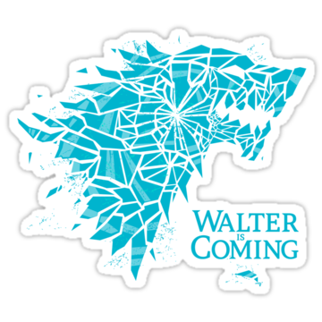 3826 Walter is Coming…