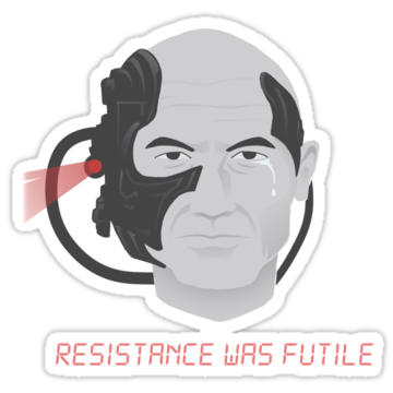 Picard, Locutus of Borg