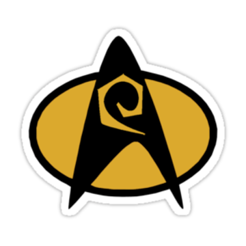 Star Trek TNG Engineering Insignia