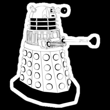 Dr Who - Daleks