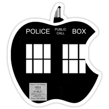 Dr Who-Apple