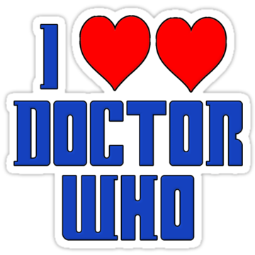 I Love Heart Doctor Who