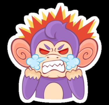 Arrgh! Furious Funky Monkey